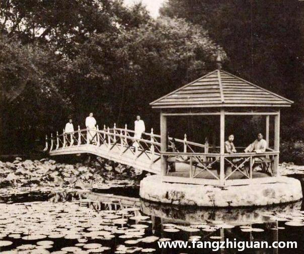 龙井村商埠局公园