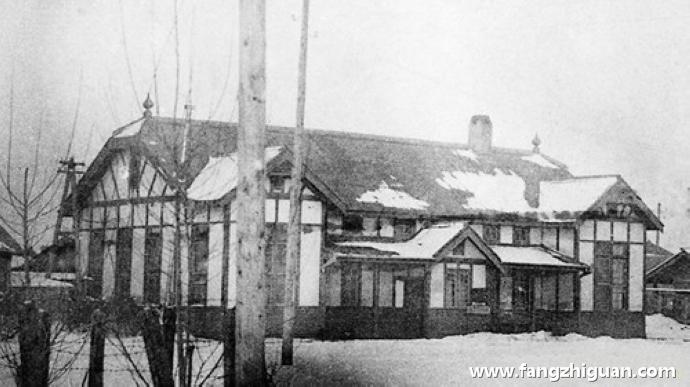 日殖时期的龙井火车站