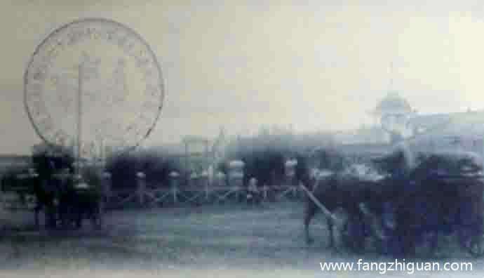 上世纪20年代时的长春吉长道行署