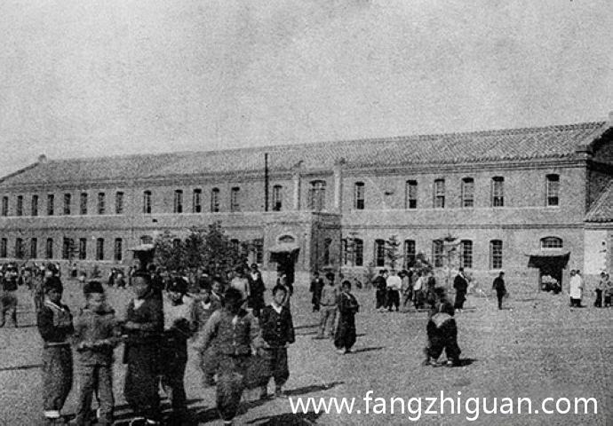 日伪时期的间岛中央学校