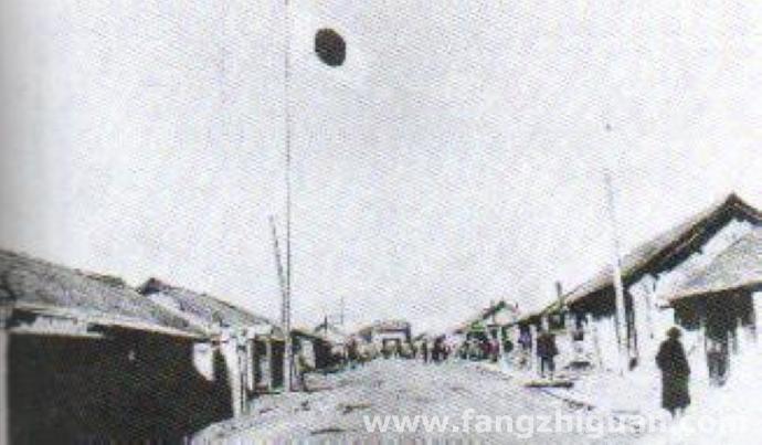 1931年9月23日,日本关东军侵占吉林省敦化附近的中国军队兵营。