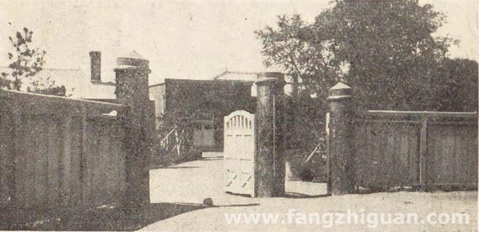 日伪时期的龙井日本人小学校