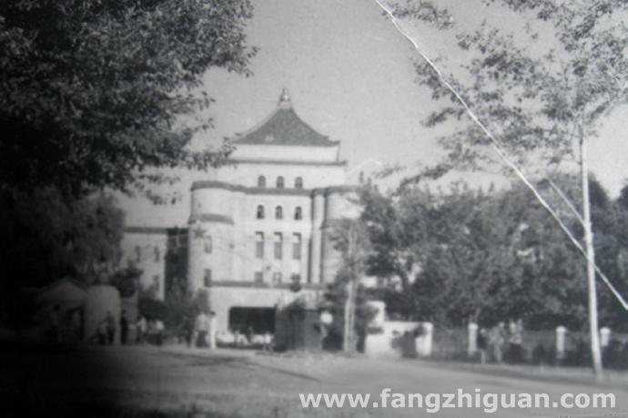 1967年时的伪满洲国综合法衙旧址