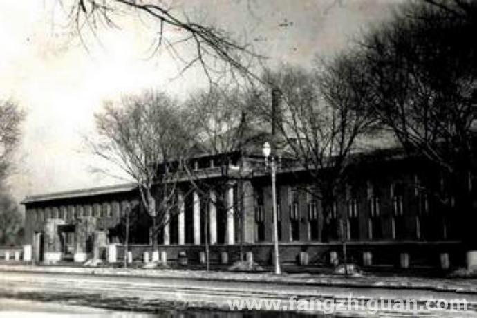 上世纪70年代初,吉林省财贸学院。