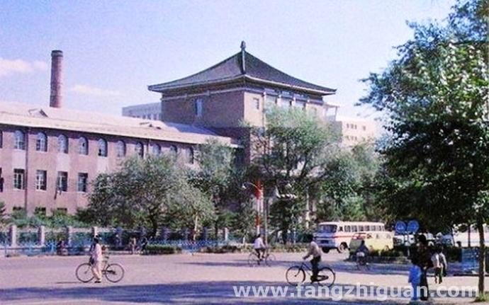 1984年,吉林财贸学院。