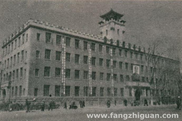1968年,长春市革委会在此成立