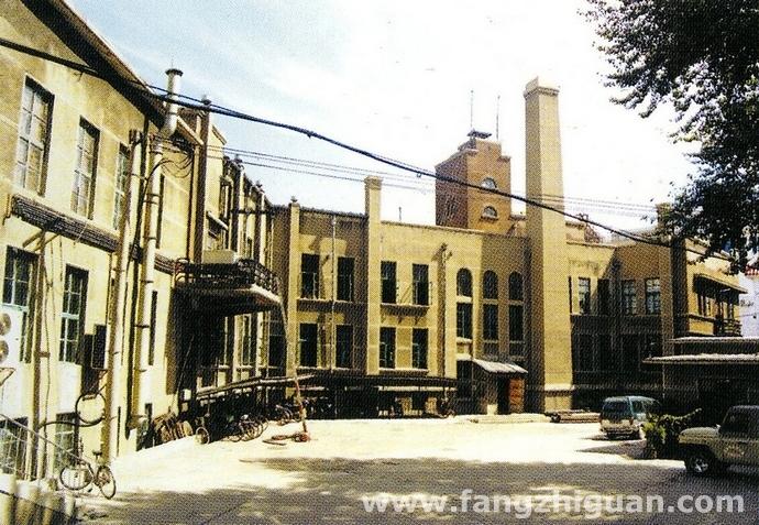 上世纪90年代时的满铁长春电话局旧址