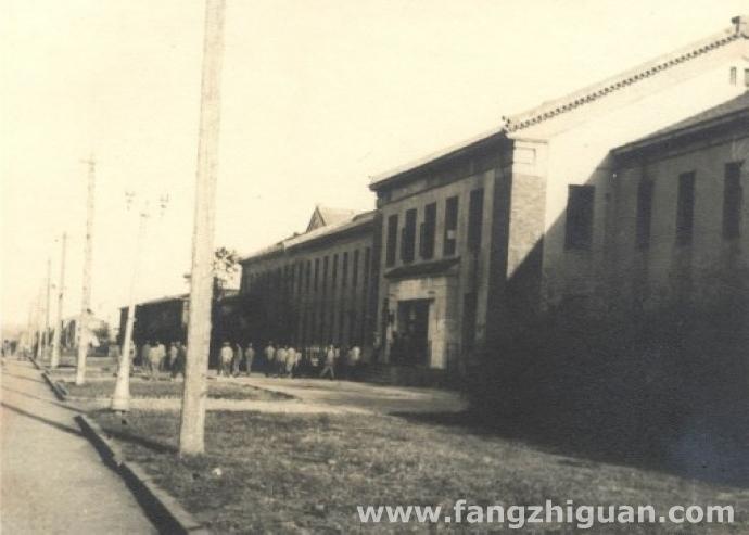 上世纪60年代时的伪满洲国兴农部旧址