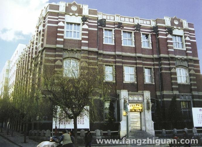 上世纪90年代,朝鲜银行长春支店旧址