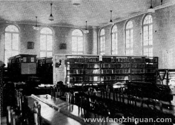 伪满洲国建立前的满铁长春图书馆