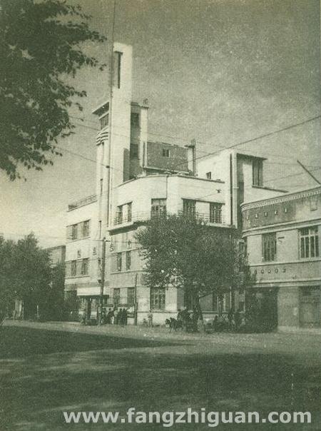 1948年时的长春中央日报社