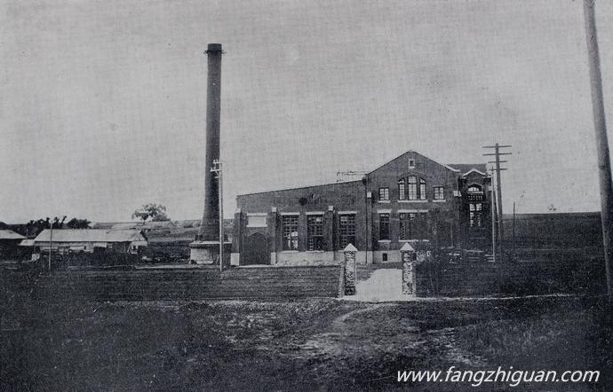 民国时期的满铁长春发电所
