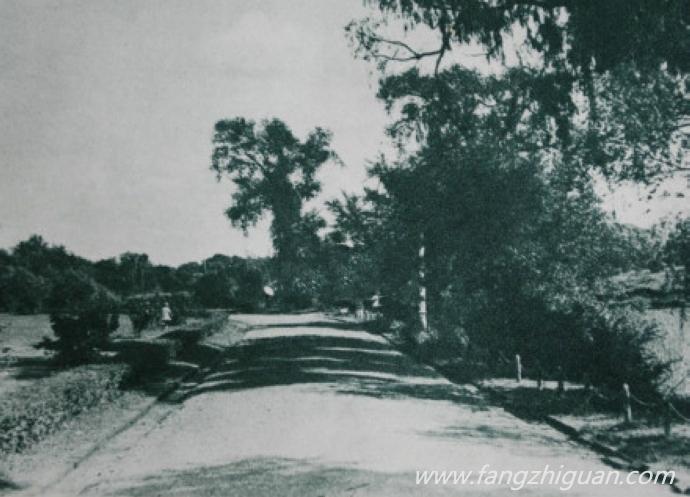 牡丹公园(康德四年夏)